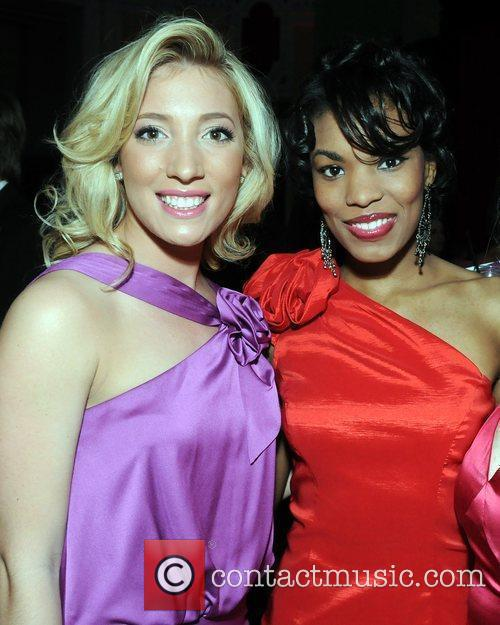 Vittoria Woodill and Kharisma McIlwaine attends the 'Red...