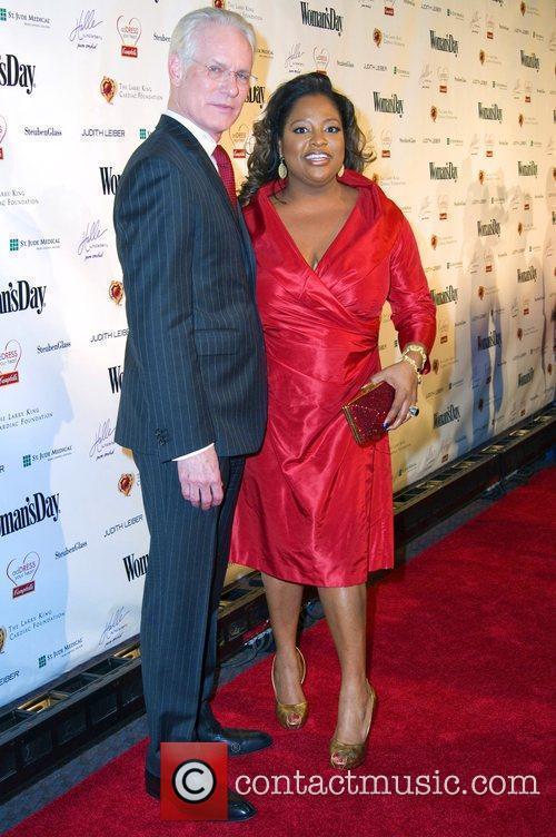 Tim Gunn and Sherri Shepherd attend the Woman's...
