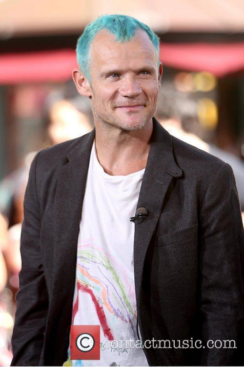 Flea and Red Hot Chili Peppers 3