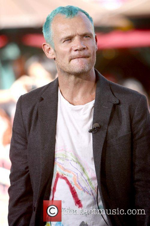 Flea and Red Hot Chili Peppers 4