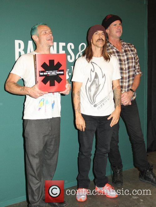 Red Hot Chilli Peppers, The Grove
