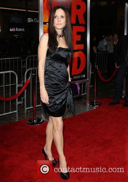 Mary-Louise Parker special screening of Summit Entertainment's 'RED'...