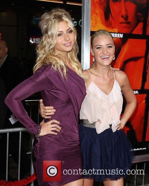 Alyson Michalka and Amanda Michalka 8