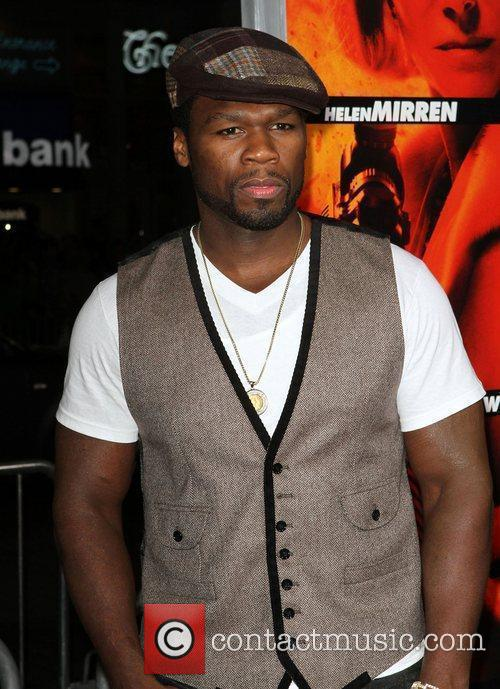 Curtis Jackson aka 50 Cent Special screening of...