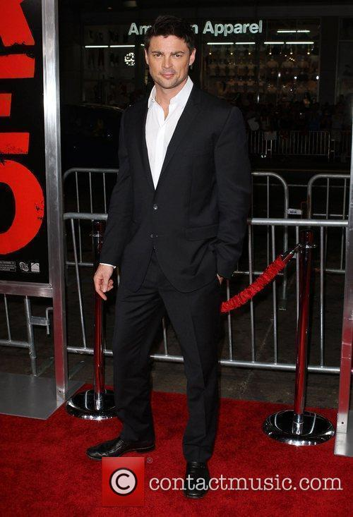 Karl Urban Special screening of Summit Entertainment's 'RED'...