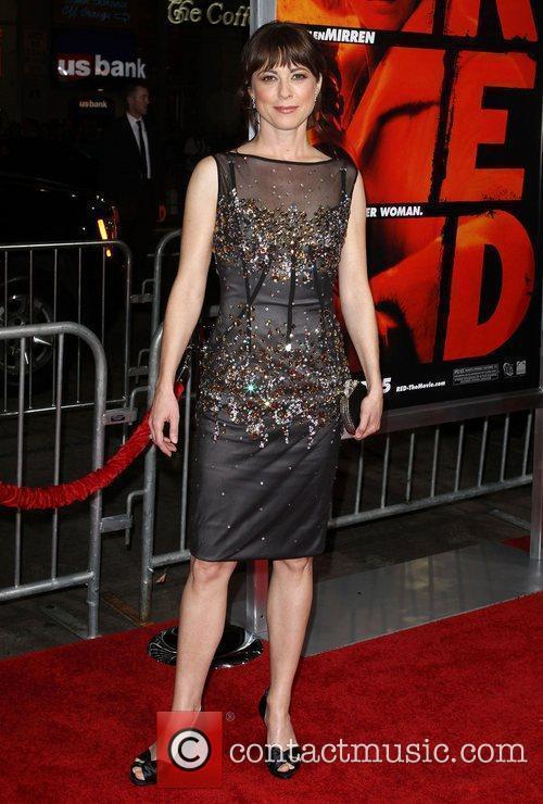 Rebecca Pidgeon Special screening of Summit Entertainment's 'RED'...