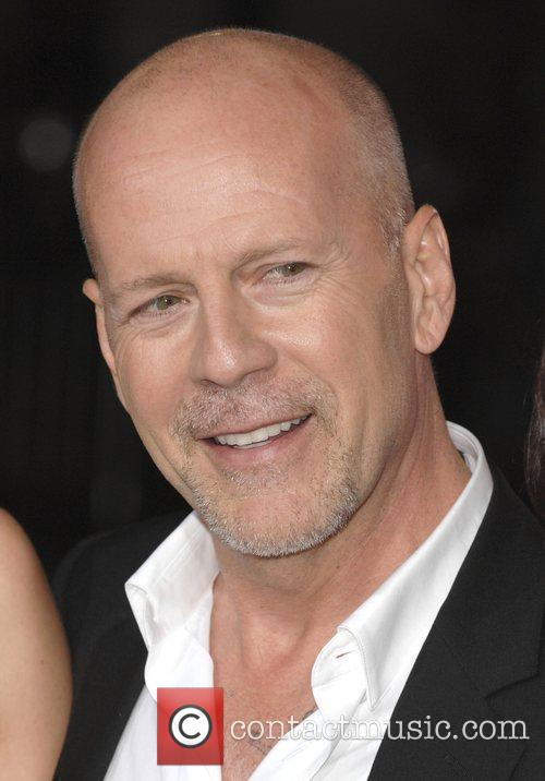 Bruce Willis Special screening of Summit Entertainment's 'RED'...