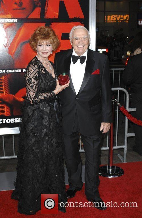 Tova Borgnine and Ernest Borgnine 4