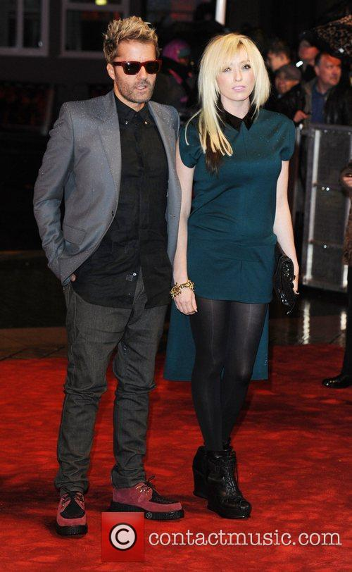 Ting Tings  The UK premiere of 'RED'...