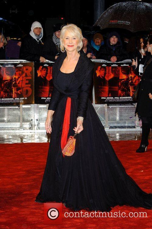 Helen Mirren, La Toya Jackson, The Apprentice, Royal Festival Hall