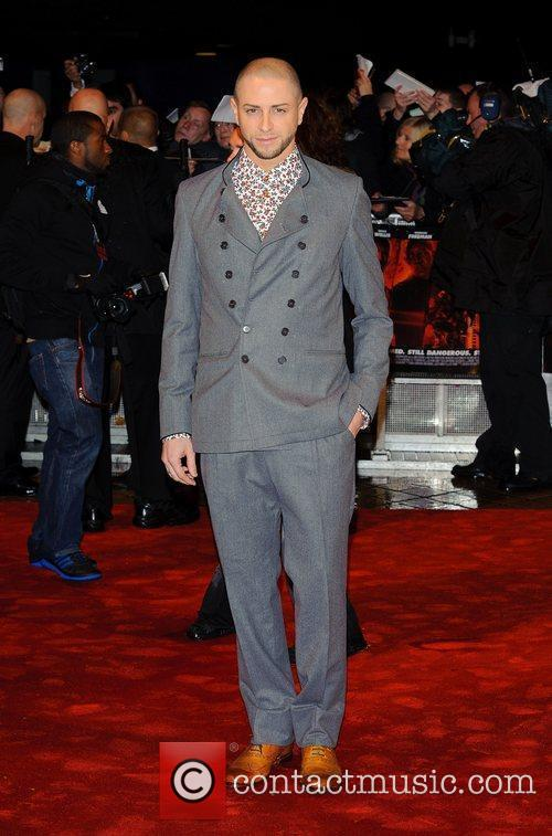 Brian Freidman,  The UK premiere of 'RED'...