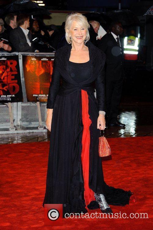 Dame Helen Mirren,  The UK premiere of...