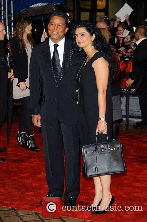 Jermaine Jackson and Halima Rashid,  The UK...