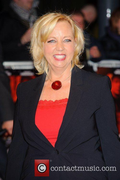 Deborah Meadon,  The UK premiere of 'RED'...