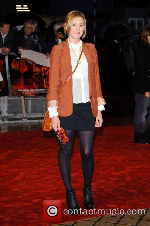 Laura Carmichael,  The UK premiere of 'RED'...