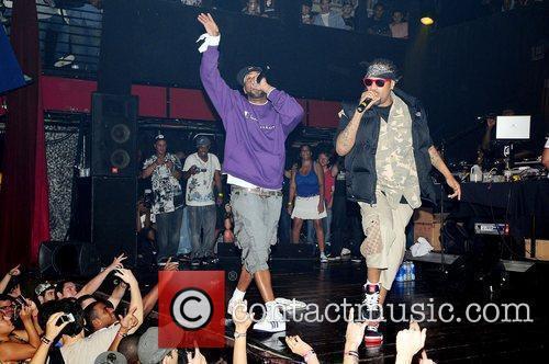 Redman and Methodman performing at Revolution Fort Lauderdale,...