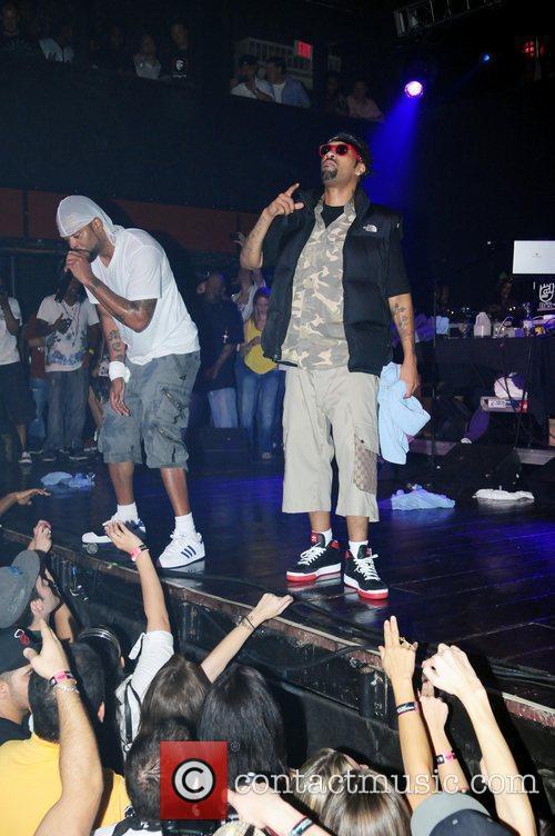 Methodman and Redman performing at Revolution Fort Lauderdale,...