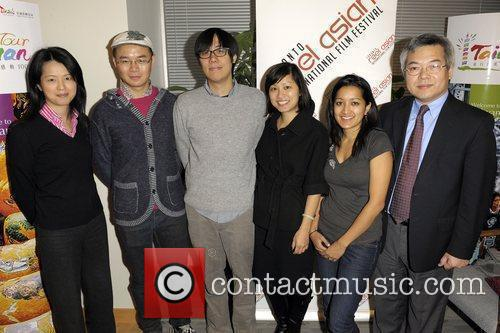 Toronto Reel Asian International Film Festival press conference...