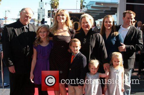 Dr. John Witherspoon, Ava Phillippe, Reese Witherspoon, Betty...