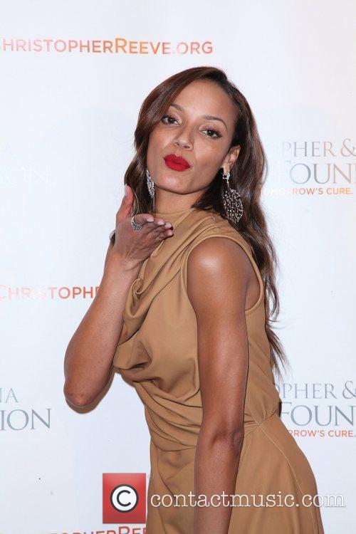 Selita Ebanks and Dana Reeve 3