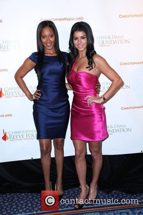 Shontelle and Dana Reeve 8