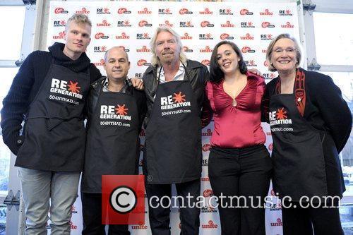 Ryan Guldemond, Robert Blumenthal, Sir Richard Branson, Amber...