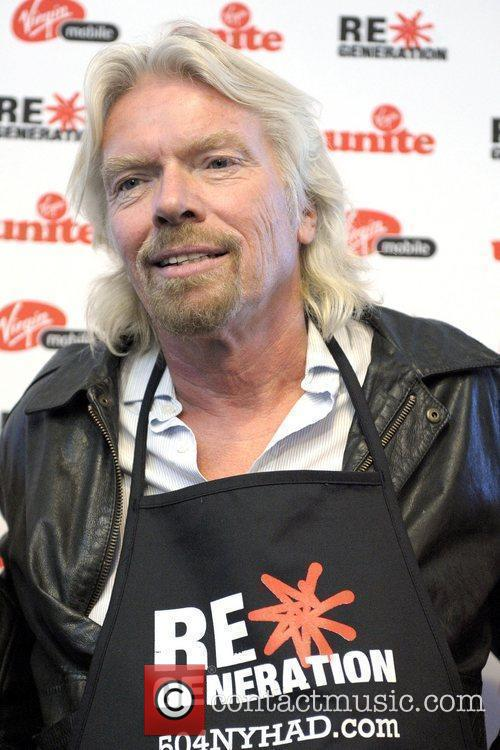 Sir Richard Branson  The RE*Generation Movement serves...