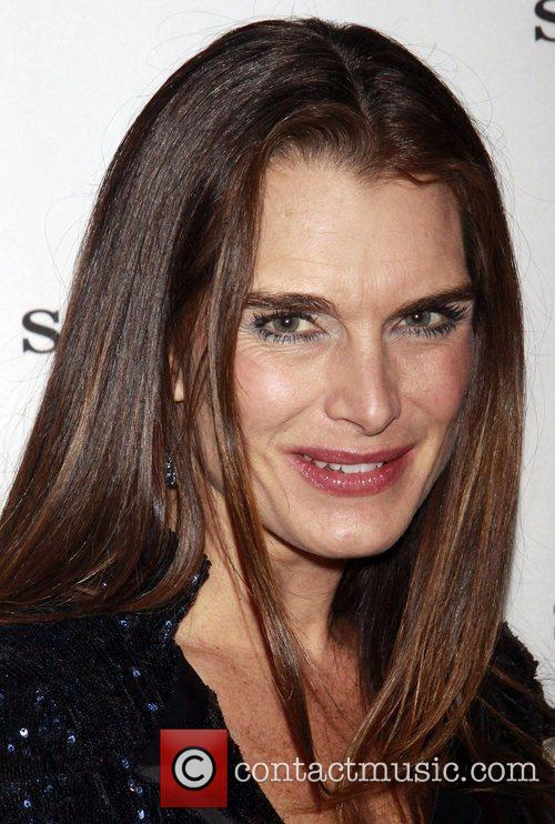 Brooke Shields and Celebration 10