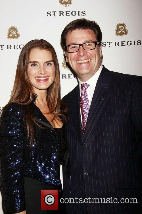 Brooke Shields and Celebration 3