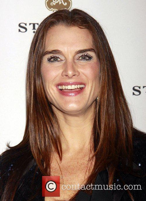 Brooke Shields and Celebration 5