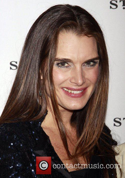 Brooke Shields and Celebration 6