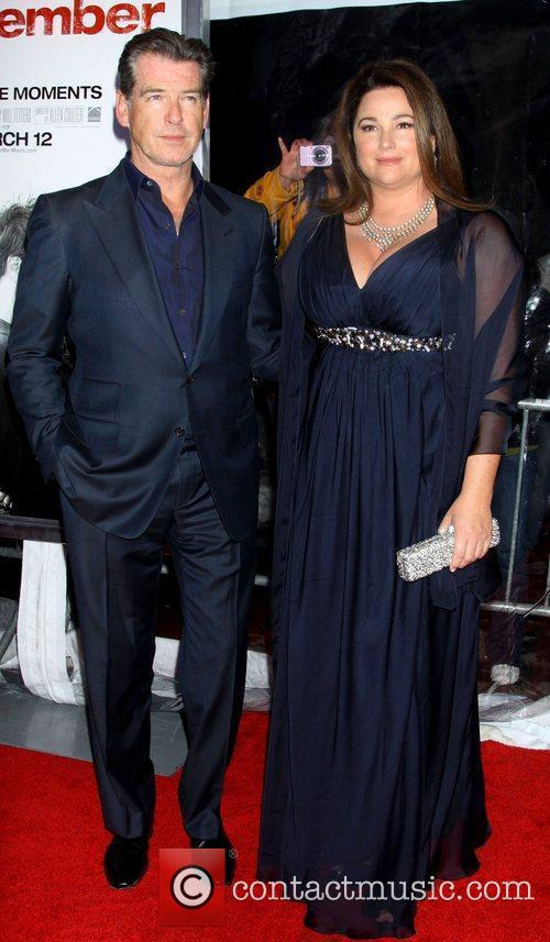 Pierce Brosnan and Keely Shaye Smith 5