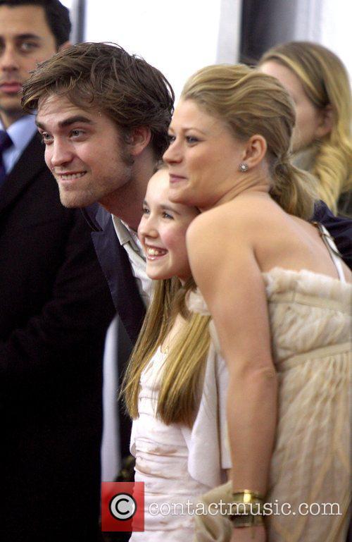 Robert Pattinson, Ruby Jerins and Emilie de Ravin...
