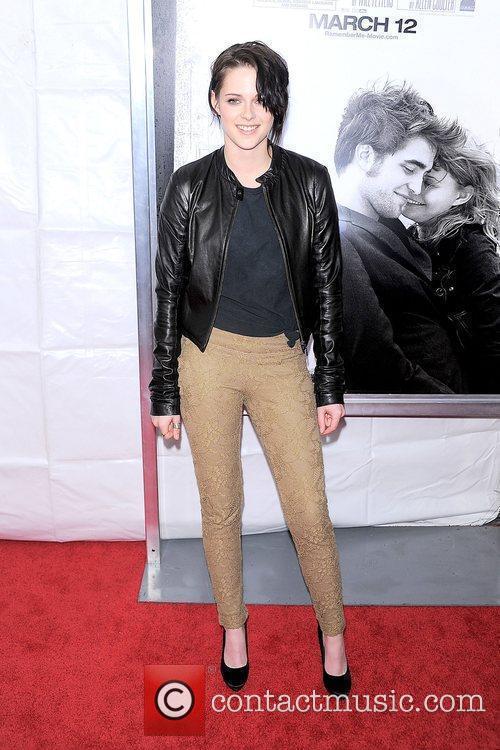 Kristen Stewart New York premiere of 'Remember Me'...