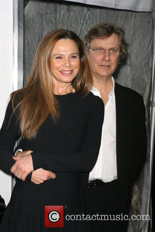 Lena Olin and Bruno Barreto 4