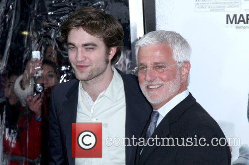 Robert Pattinson and guest New York premiere of...