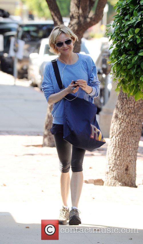 Departs the Kate Somerville spa in West Hollywood