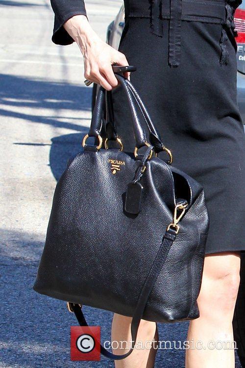 Renee Zellweger's Prada handbag Renee Zellweger returning to...