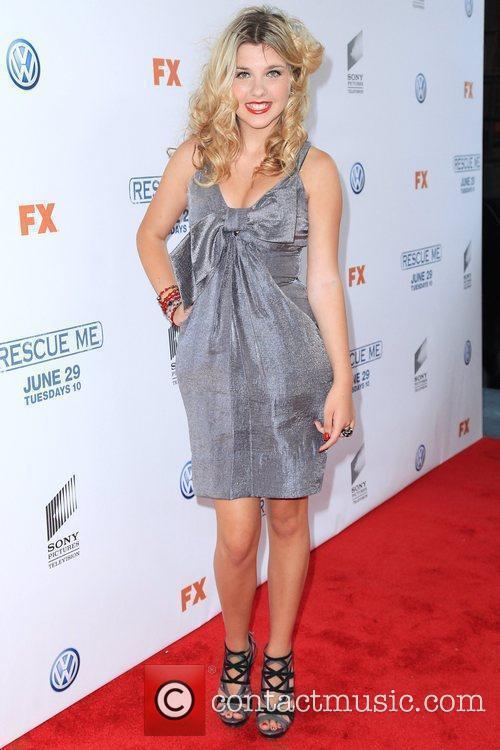 Olivia Crocicchia 'Rescue Me' Season 6 premiere at...