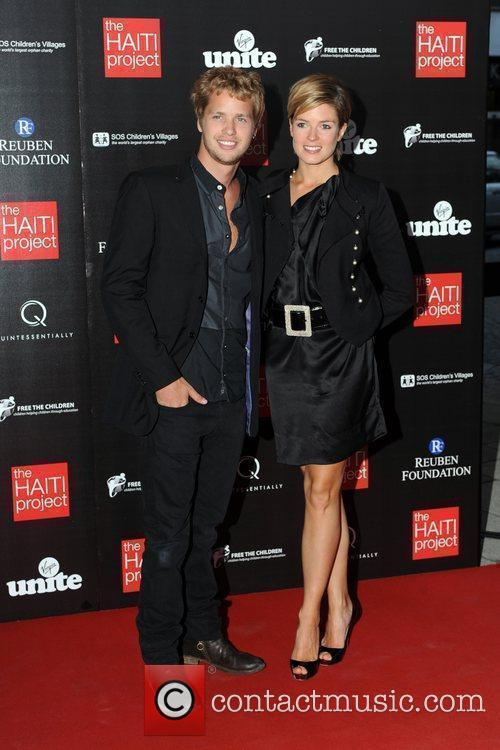 Sam Branson and Isabella Calthorpe The Reuben Foundation...