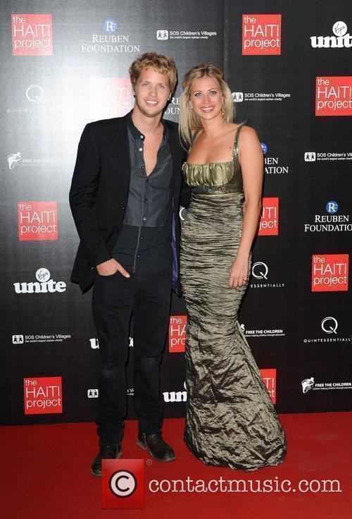 Sam Branson and Holly Branson  The Reuben...