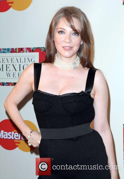 Edith Gonzalez 'Revealing Mexico Week' opening night reception...