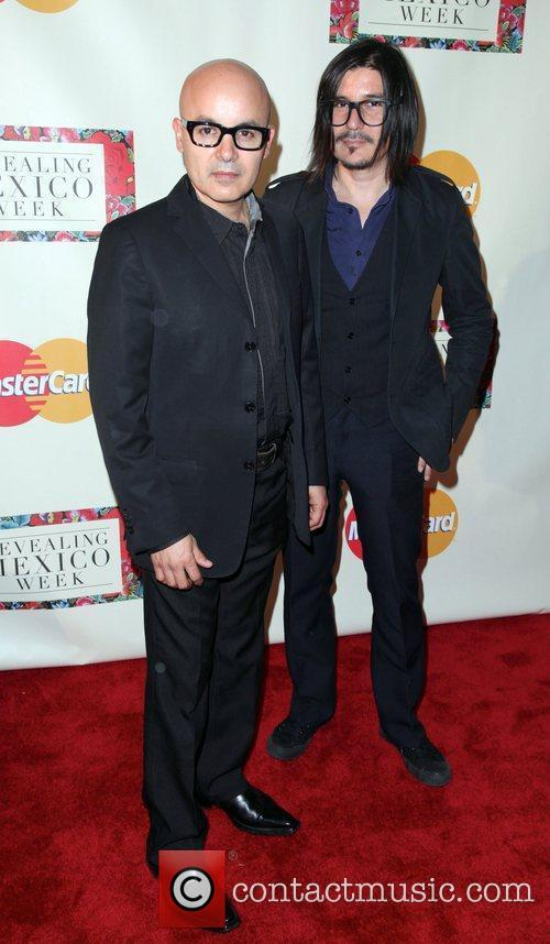 Nortec Collective 'Revealing Mexico Week' opening night reception...