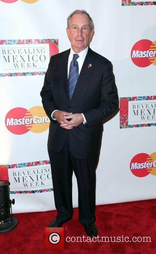 Michael Bloomberg 'Revealing Mexico Week' opening night reception...