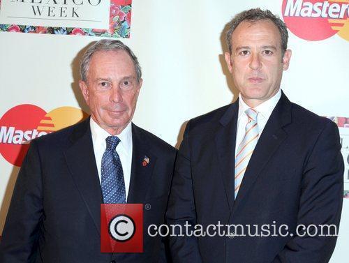 Michael Bloomberg and Mexican Ambassador Arturo Sarukhan 'Revealing...
