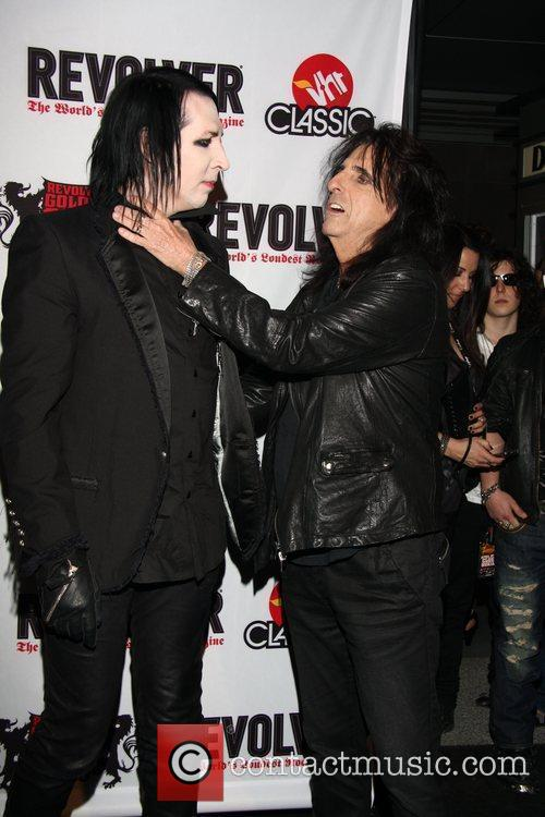Marilyn Manson and Alice Cooper 3