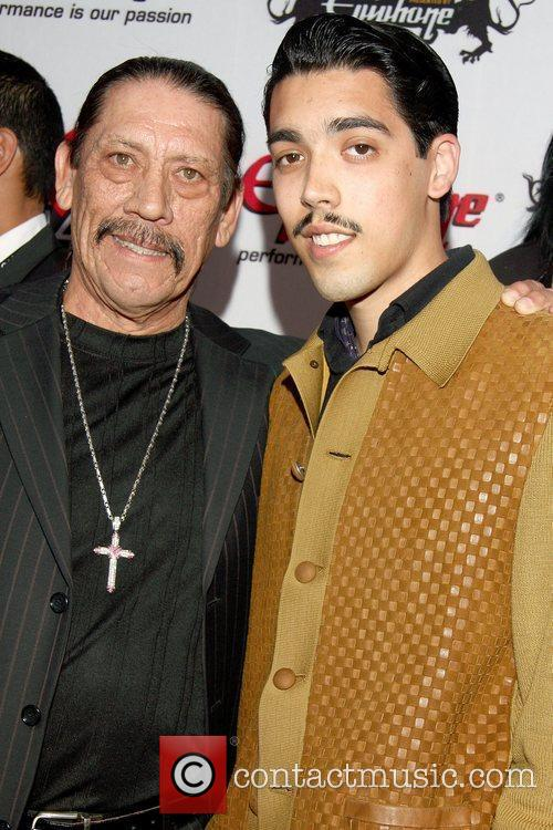 Danny Trejo and Son Gilbert Trejo 1