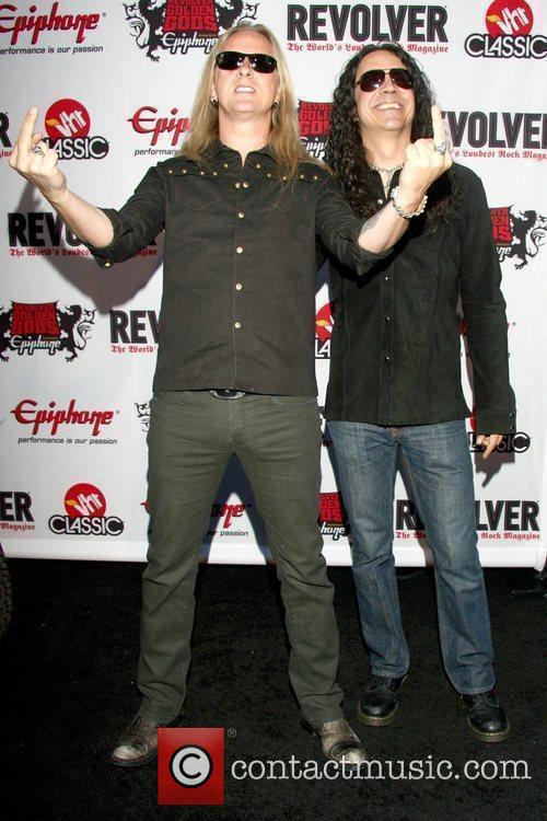 Jerry Cantrell and Mike Inez 2