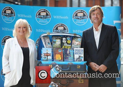 The launch of Richard and Judy's Book Club...