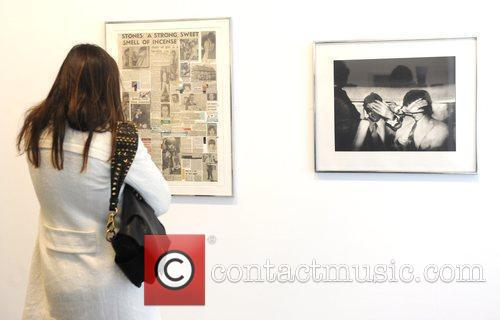 'richard Hamilton: Modern Moral Matters' Press View At The Serpentine Gallery 7